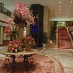 マルコポーロホテルのビッフェ