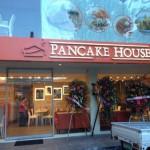 徒歩1分のパンケーキハウス