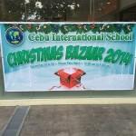クリスマス バザー☆2014☆