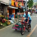 トライシクル自転車