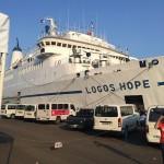 Logos Hope 船の本屋さん