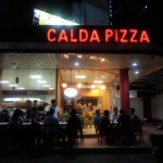 【CALDA PIZZA】ここでしか食べられない!?巨大ピザ!
