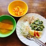 3Dの食事メニュー7日間分を一気に紹介します!!
