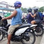 フィリピン・セブ島のバイクタクシー乗り方と注意すべきこと