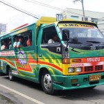 フィリピン・セブ島ジプニーの乗り方と注意すべきこと