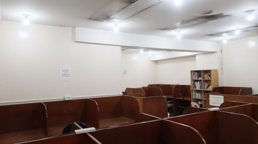 Self-study room2