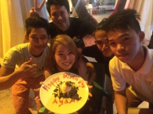 ayami birthday