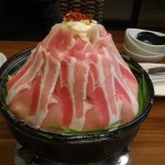 日本食レストランで鍋【筑前屋】
