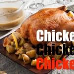鶏の丸焼き【レチョンマノック】を食す!