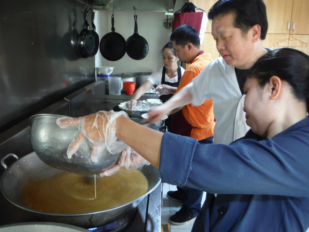 3Dキッチン三つ星プロジェクト③