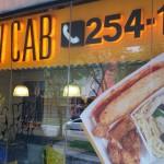 ITパーク内にある美味しいピザのお店【YELLOW CAB(イエローキャブ)】