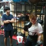 セブ島で安くボクシングジムに通って強く、健康的にダイエット♪【ALA Boxing Gym】のご紹介