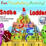 【第20回 English Activity】〜Snake and Ladder〜