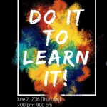 【第32回 English activity】Do it to learn it!