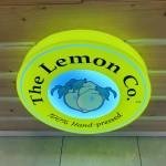 フレッシュレモンでリフレッシュ!【The Lemon Co.】