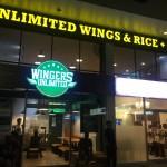 3Dアカデミーから徒歩1分!!新しくできたフライドチキンの食べ放題【wingers unlimited】