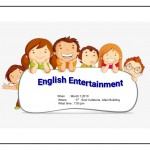 第58回English activity【English Entertainment】