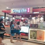 今日本で大人気のタピオカミルクティをセブで‼︎【Gong cha 貢茶】