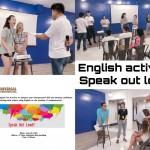 第72回 English activity!!【Speak Out Load】