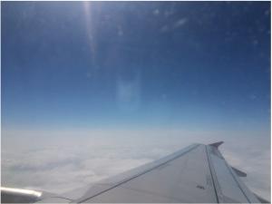 Flight to Cebu