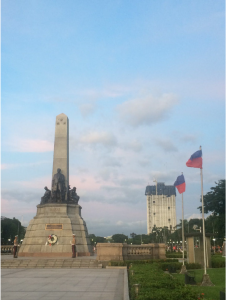 Monument in Cebu