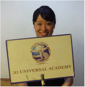 3D pick up manager with the signboard