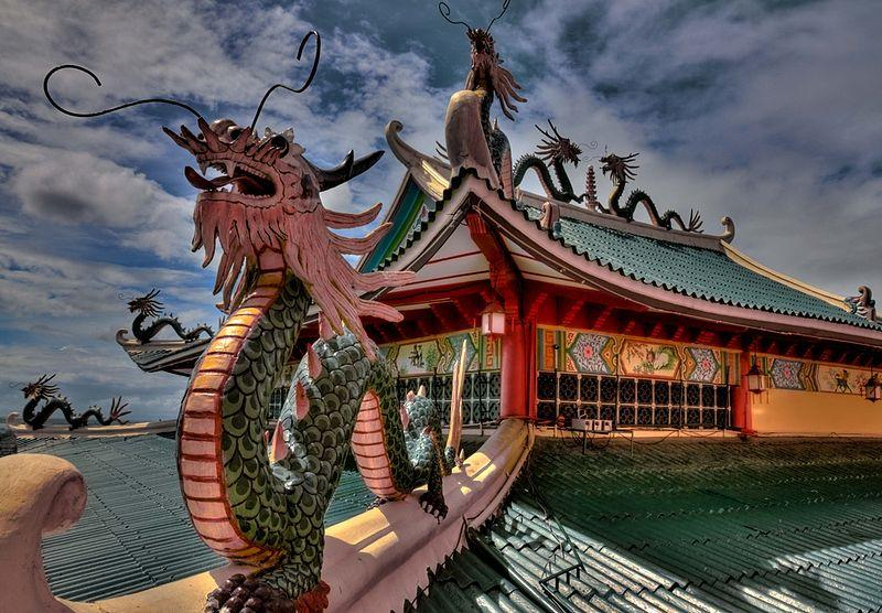 THE TAOIST TEMPLE | 3D ACADEMY Official BLOGS