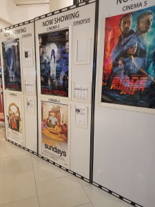 Also, you can catch the latest movies in Ayala Mall. My favorite activity. Movies are usually renewed every week.