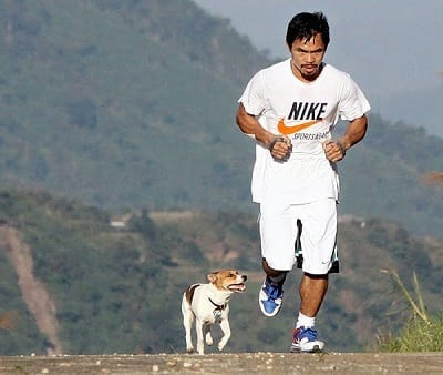 manny-pacquiao-running-with-dog
