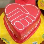 ♡バレンタインデーケーキ♡
