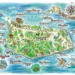 何も無くて豊かな島カオハガン島🌴
