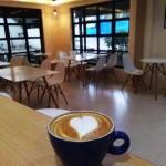 【新しくなったFUJINOYA!】〜本格的なケーキとコーヒーが楽しめる、落ち着いた雰囲気のカフェ〜