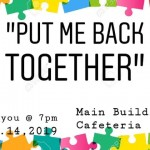 【第56回 English Activity】〜PUT ME BACK TOGETHER〜