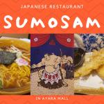 セブで美味しい日本食を!!【SumoSam】