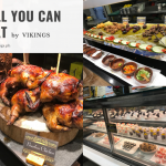 世界の料理を人気ブッフェ式レストラン【VIKINGS】で堪能!! in SMモール