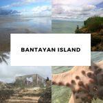 セブよりも青く澄んだ非現実的な海!! バンタンヤ島①