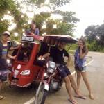 """Momo's first week-end trip in Cebu """"Moalboal"""""""
