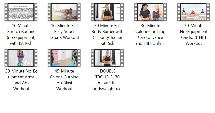 Ideal Gym Workout Routine Sequence