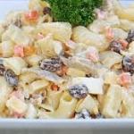 Secret Recipe for Jessica's Chicken Macaroni Salad
