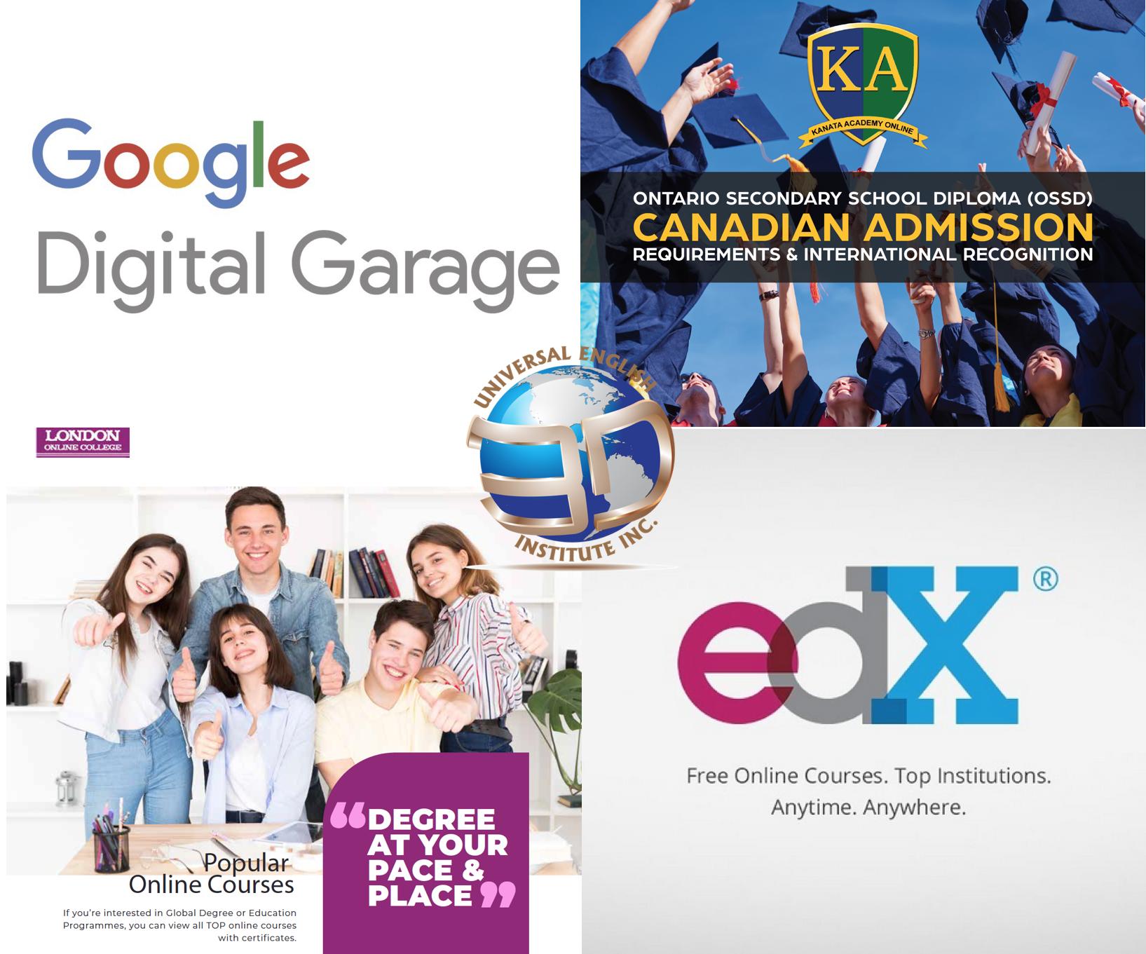 New courses online