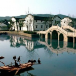 Top 4 tourist attractions in Shaoxing,China