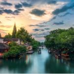 Top 4 tourist attractions in Tongxiang,China(Jiaxing Part 3)
